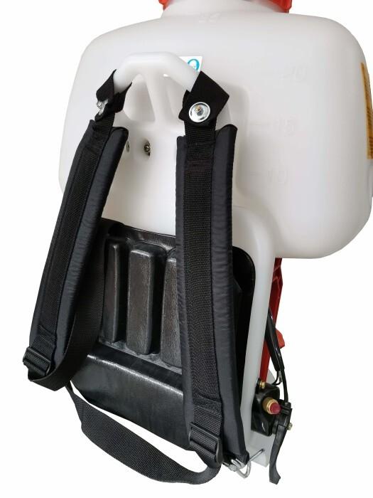 Echo SHP-800-2 Aspersora 25L 22.8cc 2 tiempos doble varilla