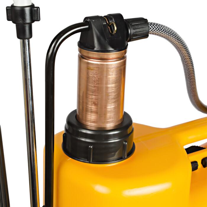 Guarany 0439.03.10 Aseprsora  16 litros pistón de latón