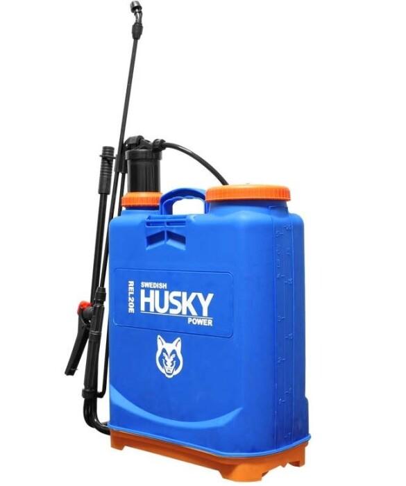 Husky REL20EA Aspersora 20L manual