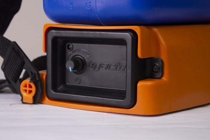 Jacto PJB-20 Aspersora mochila 20L a batería