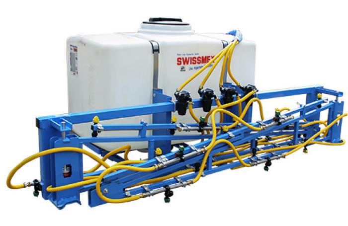 Swissmex 890130 Aspersora agrícola para tractor 600L Doble Proposito