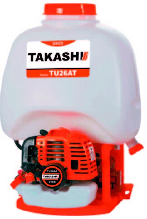 Takashi AT26EC Aspersora de 25 litros 2 tiempos  26cc