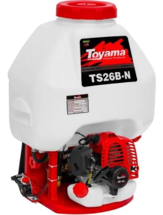 Toyama TS26B-N Aspersora  motorizada 2 tiempos 25 lits.