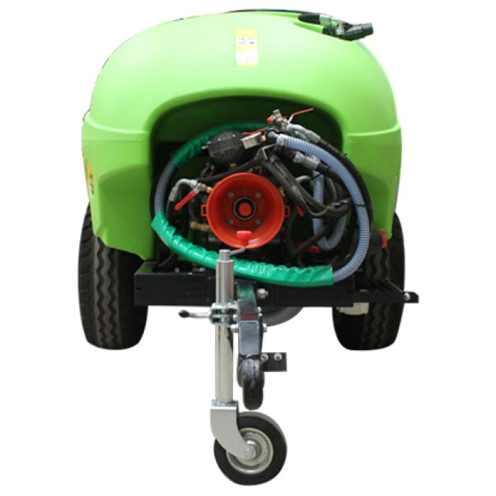 Parazzini FQS8-1000 Aspersora para tractor de turbina 1000 lts.