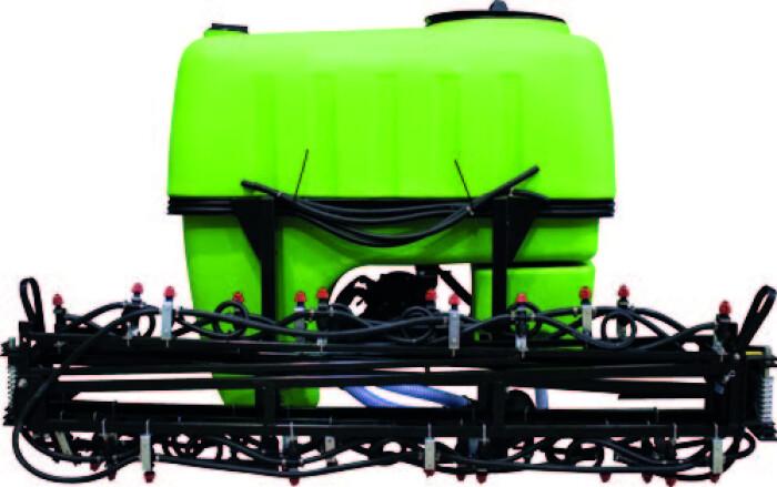 Aspersora para tractor Parazzini PXI10S-600