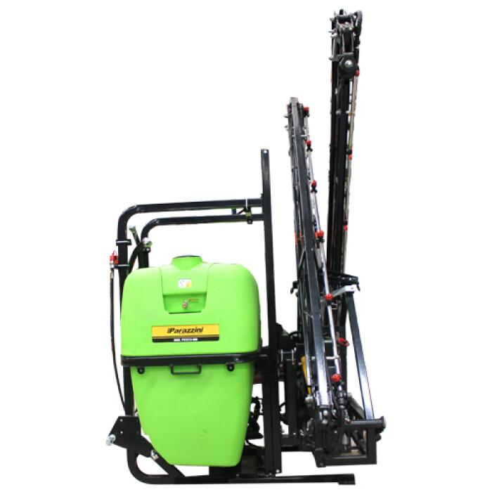 Parazzini PXXZ12-800K Aspersora p/ tractor de aguilón hidráulico 800 lts.