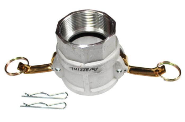 Conector para manguera Parazzini CMA-D2
