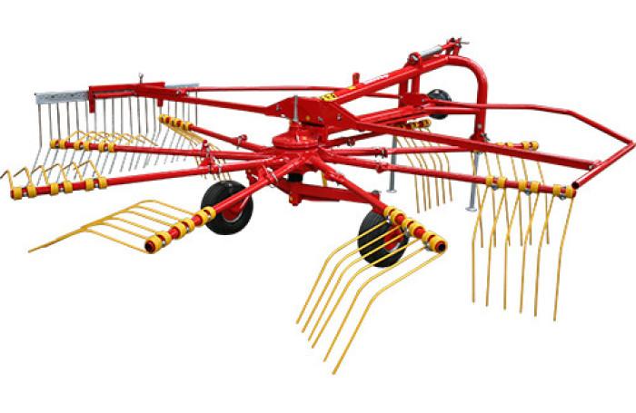 Swissmex 621001 Cosechadora Agrícola mono rotor 3.3m 9 brazos