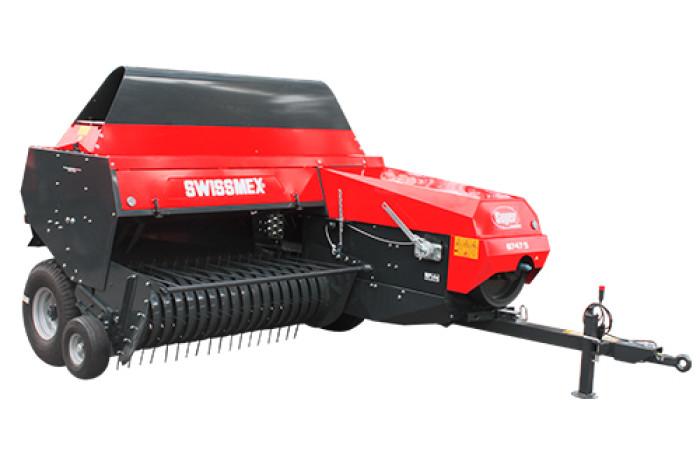 Empacadora de forraje Swissmex 8747 S