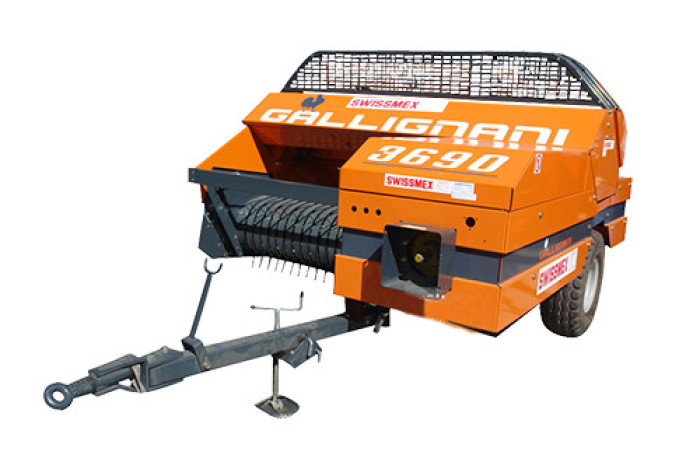 Empacadora de forraje Swissmex 3690 F