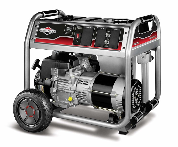 Generador Briggs Stratton G5000
