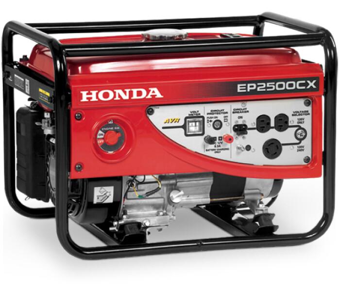 Generador Honda EP2500CX