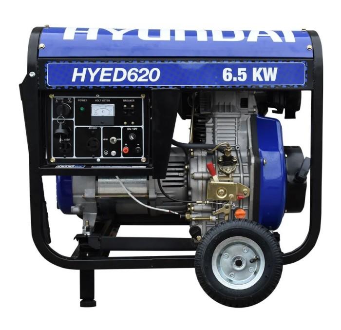 Generador Hyundai HYED620
