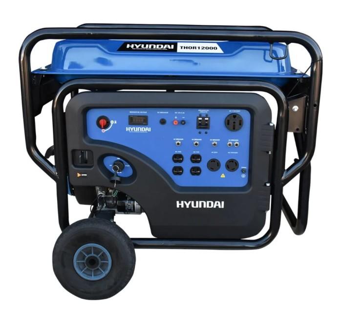Hyundai THOR12000 Generador 11500W 22HP
