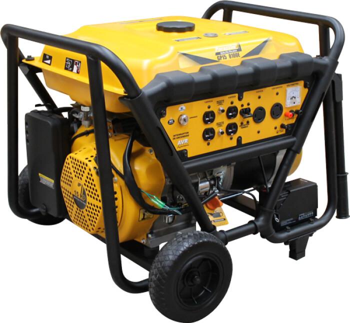 Generador Parazzini GP158100E
