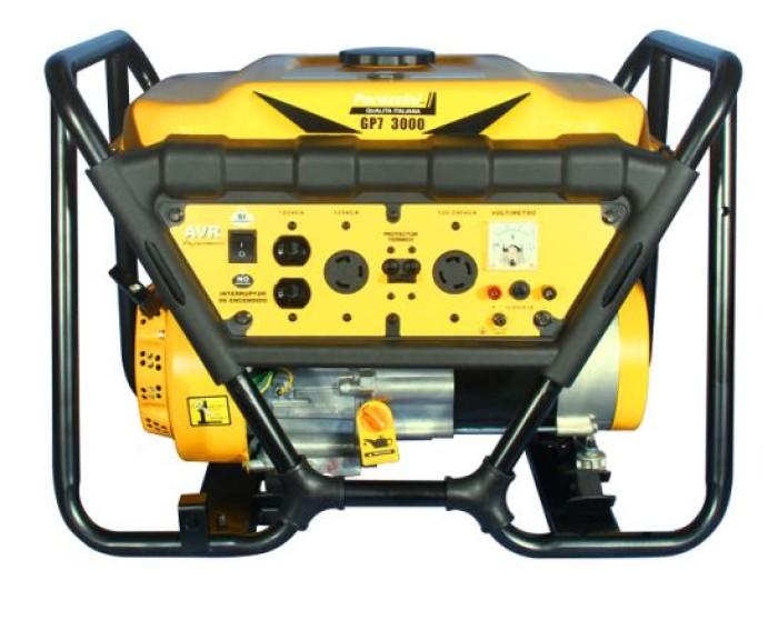 Parazzini GP73000 Generador 3100W 7HP