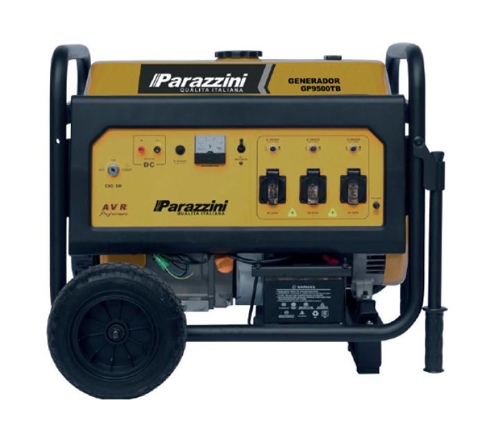 Generador Parazzini GP9500TB
