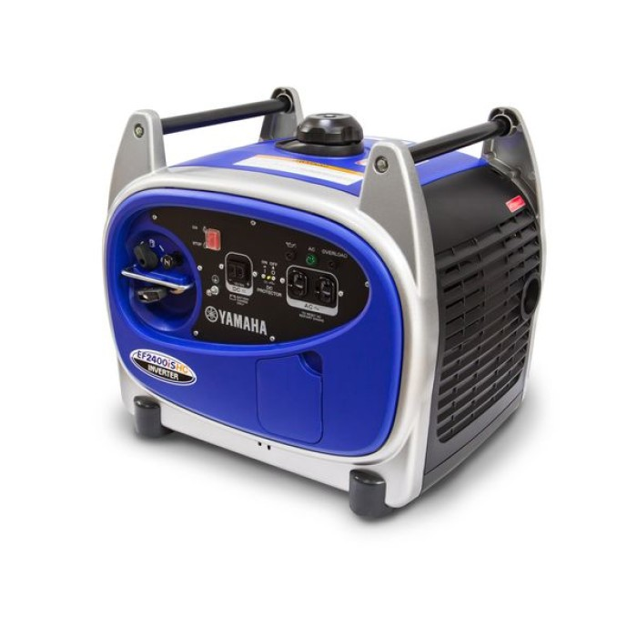 Generador Yamaha EF2400IS