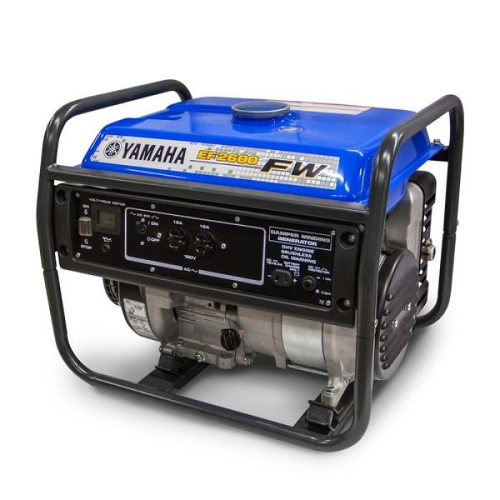Yamaha EF2600FW Generador 2600W 171cc 4 tiempos