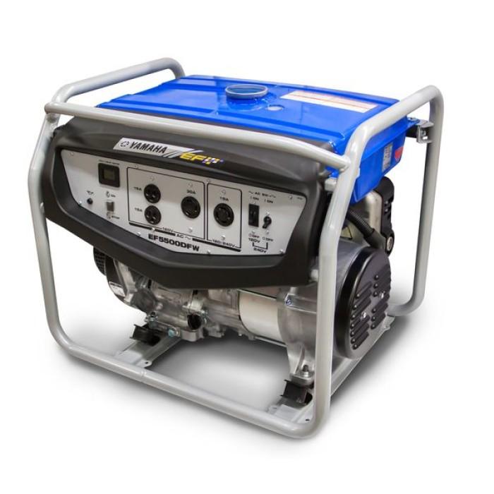Generador Yamaha EF5500DFW