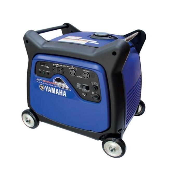Generador Yamaha EF6300ISDE