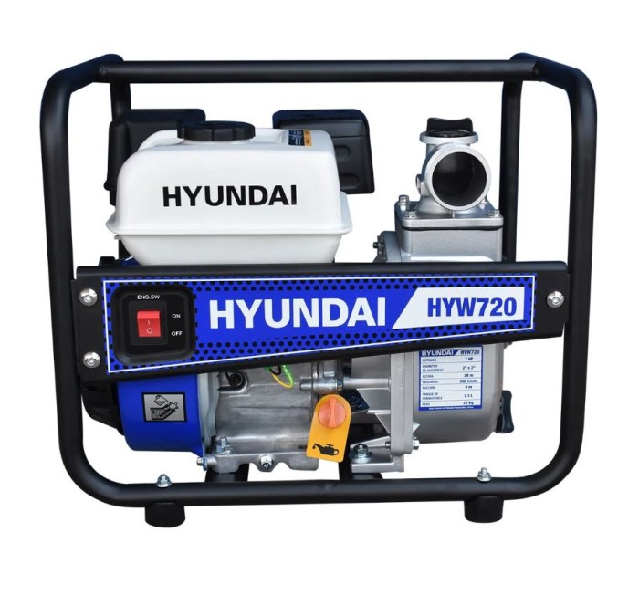 Motobomba Hyundai HYW720