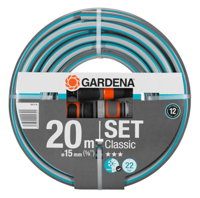 "Gardena Manguera riego 20m 5/8"" Classic"