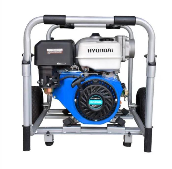"Hyundai HYW4013TS Motobomba 13.1HP sólidos 4"""