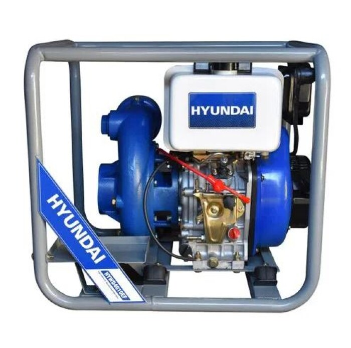"Hyundai HYWD4010EF Motobomba centrífuga 10Hp 4"""