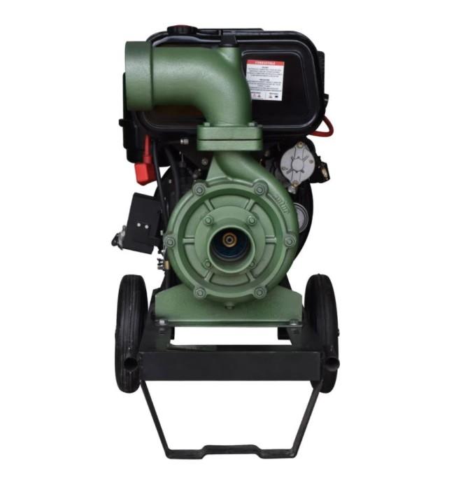 Raiker RBL4415 Motobomba alta presión  4x4 15 Hp