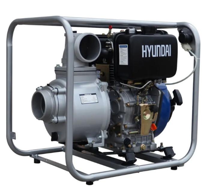 Motobomba Hyundai HYWD4010E