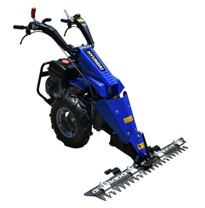 Hyundai RAPTOR150  motocultor con segadora agrícola  15Hp