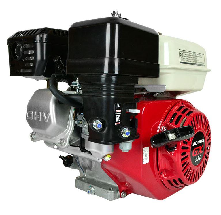 Honda GX160H1-QX1 Motor Cuñero 3/4 5.5Hp