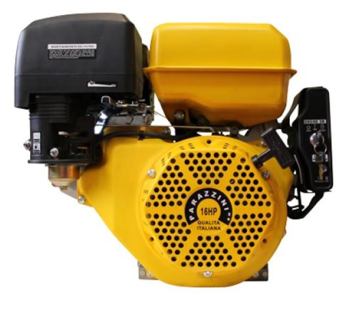 Parazzini MP16E Motor 4 Tiempos 16 HP encendido eléctrico