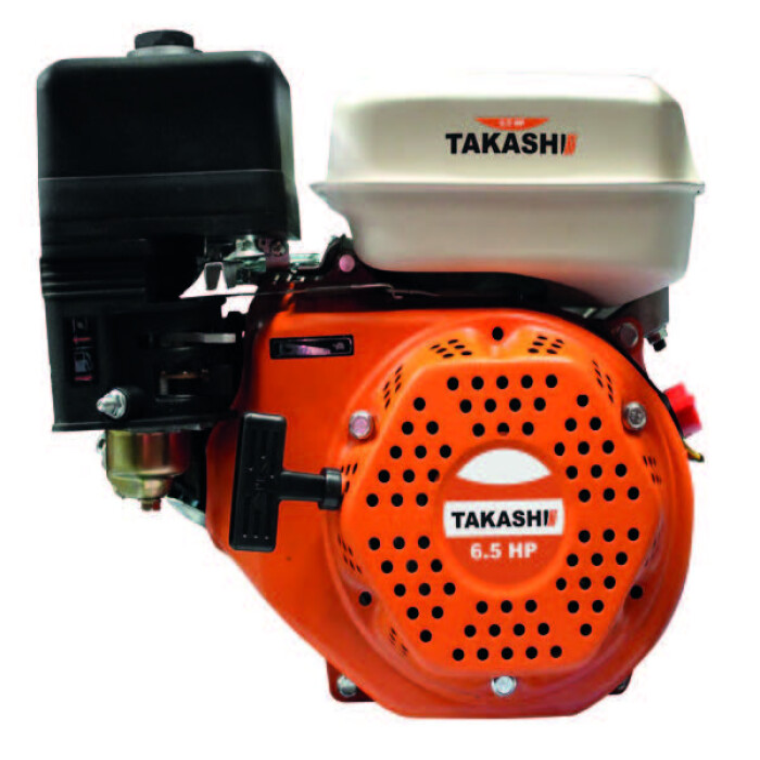 "Takashi MT13 Motor 4 tiempos 13 Hp cuñero 1"""