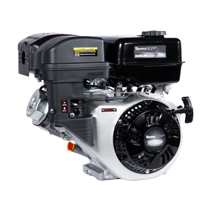 Toyama TE150-XP Motor 420 cc 15 hp cuñero