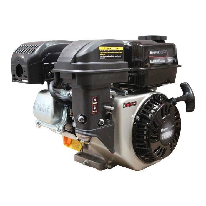 Toyama TE70-XP Motor 210 cc 7 Hp cuñero 3/4