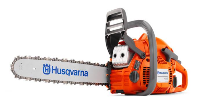 Motosierra Husqvarna 450-24