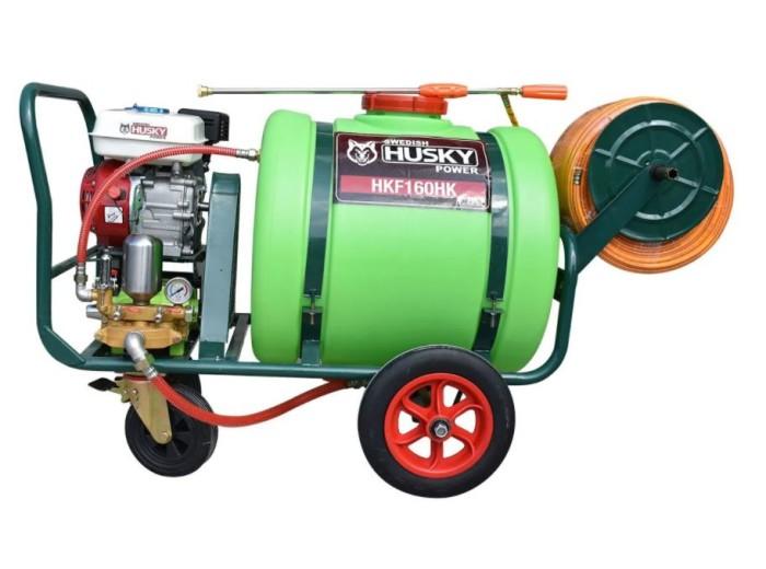 Husky HKF160HK Parihuela  160 litros  6.5 Hp