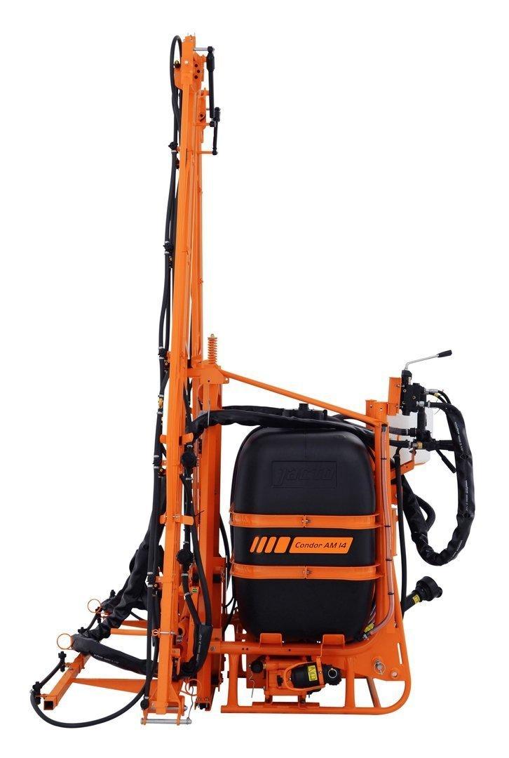 Aspersora para tractor Jacto 600 AM12, JP100