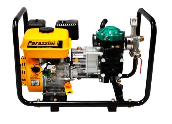 Parazzini PP65D parihuela fumigadora 6.5HP