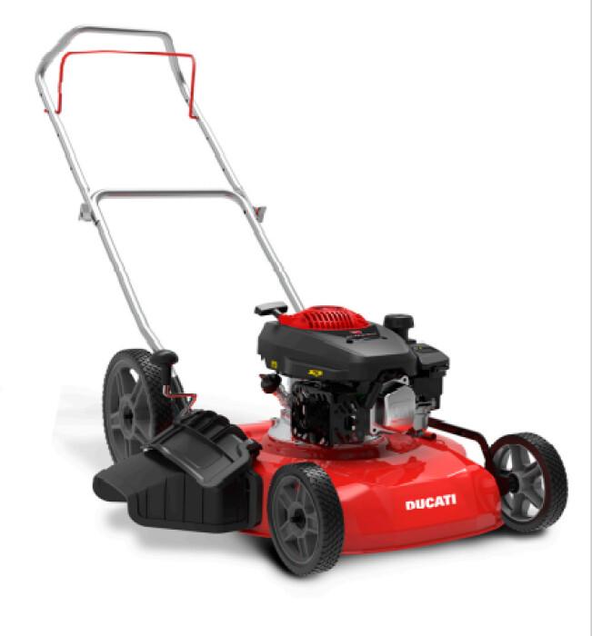 "Ducati DLM5101T Podadora de 20"" de corte descarga lateral 3.5Hp"