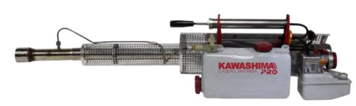 Kawashima TKP-30 Termonebulizadora Lts. 23 kw 5 - 100 Lts/hr